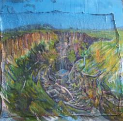 LaLa Falls,Victoria 2014 by pheelix-dot-com