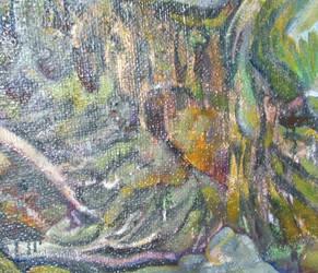 detail of major LaLa Falls by pheelix-dot-com
