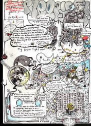 My scribble project page... by pheelix-dot-com