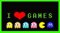 I love games stamp by AilwynRaydom