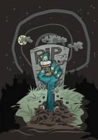 Morto muito louco by Felipefr
