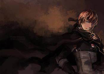 Gaius by HellyonWhite