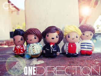 One direction charms by cutieexplosion