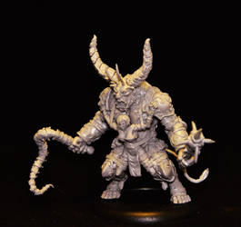 GADUS, Formor lord by Warwolf1973
