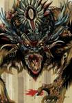 Monster by psychoZeka