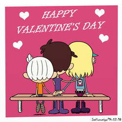 Happy Valentine's Day by JaviSuzumiya