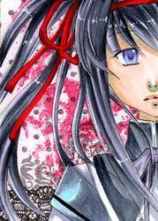 Homura-chan by Uru-Pon