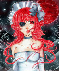 devil bride by Uru-Pon