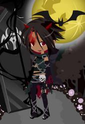 Halloween King - Damon by catkittycool321