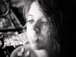 Pretty smoke by SmokedDuvel