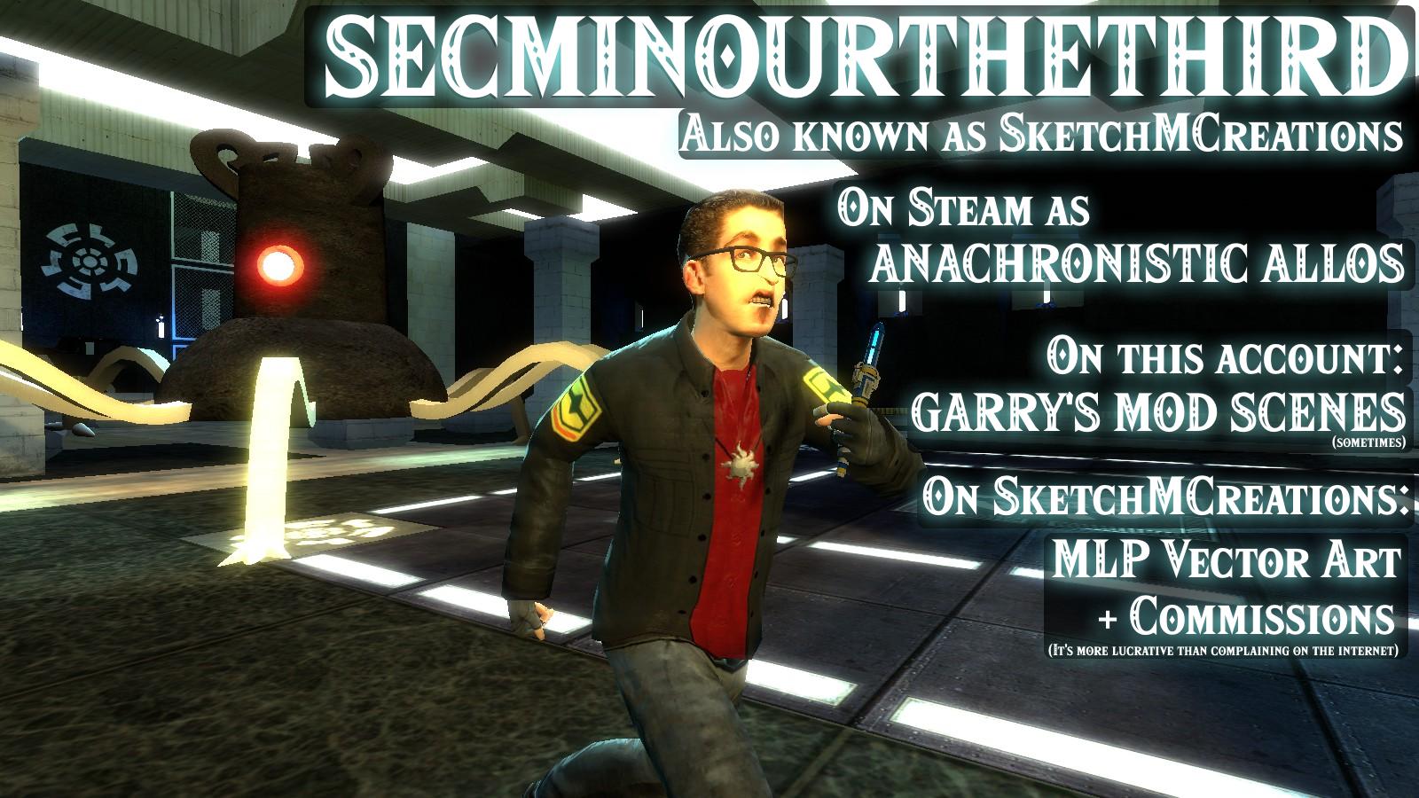 SecminourTheThird's Profile Picture