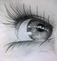 eye by Sabo93