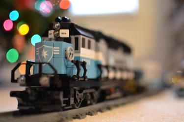 LEGO Maersk Train by Anths95