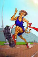cheetah - winner by H-I-S-O-K-A