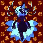 Yo-kai Watch: Kitsu by ARTgazer12