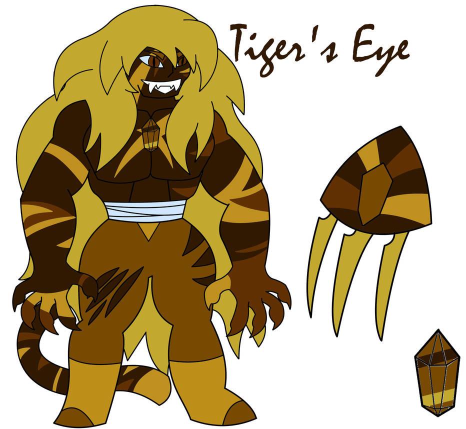 Gemsona Tigers Eye By Artgazer12 On Deviantart