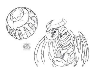 UB - ??? Rage, Drageon by ARTgazer12