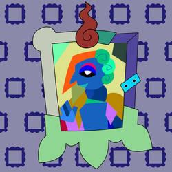 Yokai Watch: Poortrait by ARTgazer12
