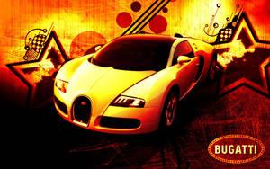 Bugatti Veyron by Zero1122