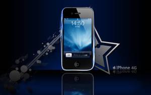 iPhone 4G by Zero1122