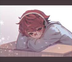 Vocaloid Fukase by Tamagoyaki-san