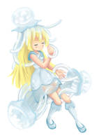 Lillie-01 Symboint - Pokemon Sun Moon by Ateliz