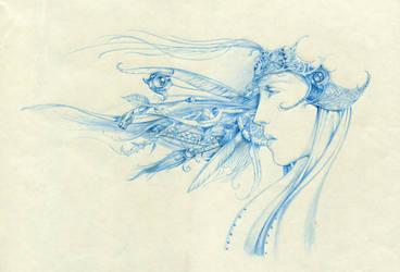 Blue Witch by krukof2