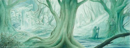 Broceliande Forest by krukof2