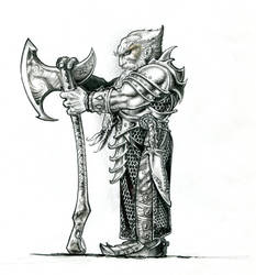 Dwarf by krukof2