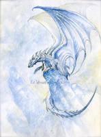 Design for the Dragon Villain Contest by krukof2