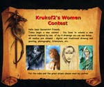 Krukof2's Women CONTEST by krukof2