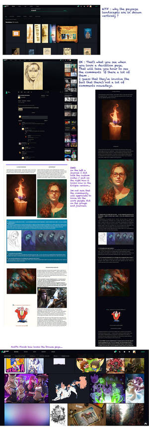 Deviantart Eclipse Review / IMPORTANT UPDATE by krukof2