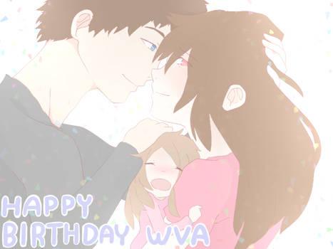 HappyBirthday WVAviator by YourStarryLove