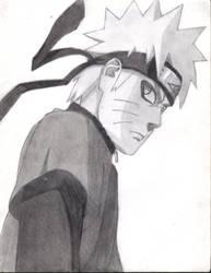 Naruto  Modo Hermitao by yadergomez98