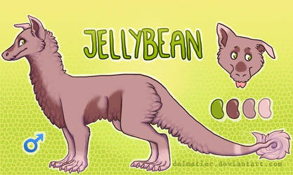 Jellybean ref 2014 by dalmatier
