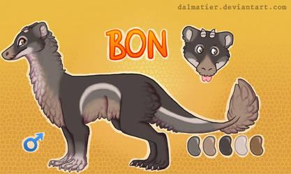 Bon ref 2014 by dalmatier