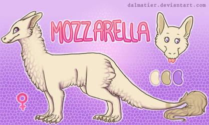 Mozzarella ref 2014 by dalmatier