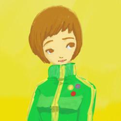 Painter Exp: P4 Chie by Mahamarichi
