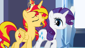 Oh dearest Rarity, you'll never understand. by TheShadowStone