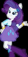 Equestria Girls: Rarity by TheShadowStone