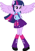 Equestria Girls: Princess Twilight Sparkle by TheShadowStone
