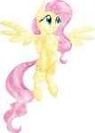 Crystal Fluttershy by TheShadowStone