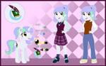 Commission: Unicorn Ponysona by TheShadowStone