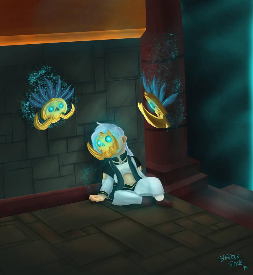 Oho... a priest! by TheShadowStone