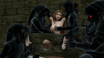 Zelda: Game Over by TicklishSymphony