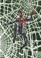 Ultimate Spiderman2 web by MatiasSoto