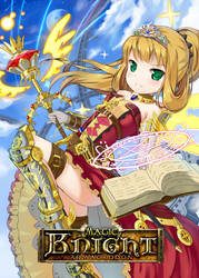 Magician Princess by NeviNakuta