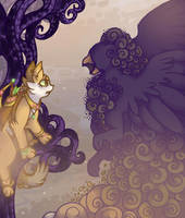 [JestQuest] Dusty Crow's Feather by PurpleHairedTrashCan