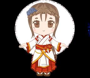 Mei Tsukino by melanamobes