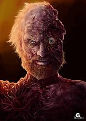 Jack Baker, Resident Evil 7 + Speedpaint by ArtAG95